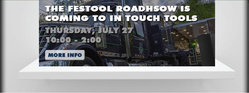 In Touch Tools Roadshow