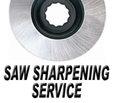 In Touch Tools Saw Sharpening Service